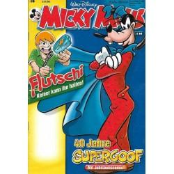 Micky Maus Nr. 16 / 12 April 2005 - 40 Jahre Supergoof