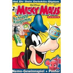 Micky Maus Nr. 15 / 6 April...