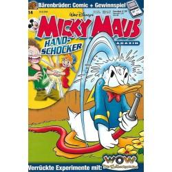 Micky Maus Nr. 14 / 30 März...