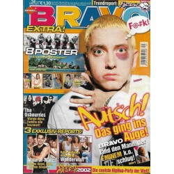 BRAVO Nr.34 / 14 August 2002 - Eminem Autsch!