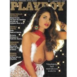Playboy Nr.12 / Dezemner 1991 - Natalie Jay