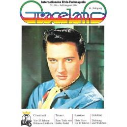 Graceland Nr.98 Juli/August 1994 - Comeback
