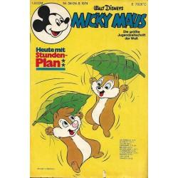 Micky Maus Nr. 34 / 24...
