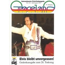 Graceland Nr.116 Juli/August 1997 - Elvis bleibt unvergessen!