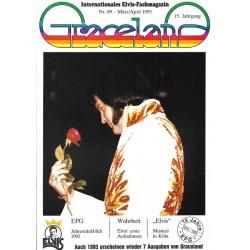 Graceland Nr.89 März/April 1993 - EPG Jahresrückblick 1992