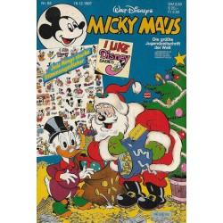 Micky Maus Nr. 52 / 16...