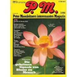 P.M. Ausgabe Februar 2/1981 - Die geheimen Signale von ...