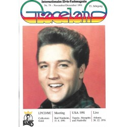 Graceland Nr.79 November/Dezember 1991 - Collectors Gold