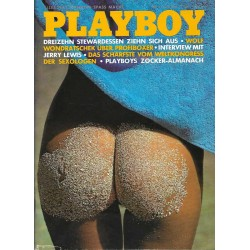 Playboy Nr.6 / Juni 1980 - Petra Rouhs