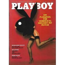 Playboy Nr.7 / Juli 1980 - Barbara Hain