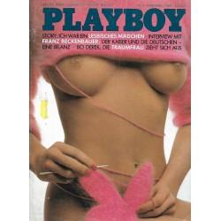 Playboy Nr.3 / März 1980 - Sabine Schmidt