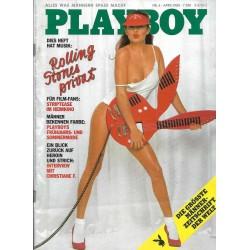 Playboy Nr.4 / April 1980 - Michaela Krüger