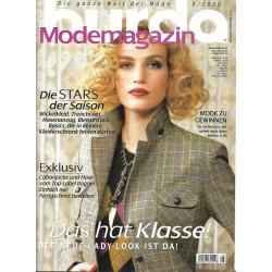 burda Moden 8/August 2006 - Das hat Klasse!