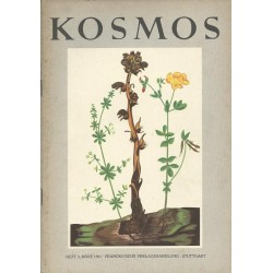 KOSMOS Heft 3 März 1961 - Nelken-Sommerwurz
