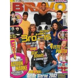 BRAVO Nr.2 / 2 Januar 2002 - Überflieger Bro Sis