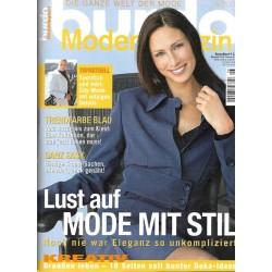 burda Moden 8/August 2002 - Lust auf Mode mit Stil