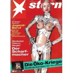 stern Heft Nr.47 / 16 November 1995 - Die Öko-Krieger