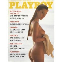 Playboy Nr.6 / Juni 1988 - Nora Wenck