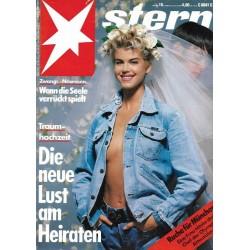 stern Heft Nr.18 / 23 April...