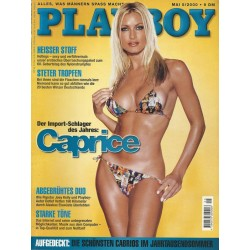 Playboy Nr.5 / Mai 2000 - Caprice Bourret