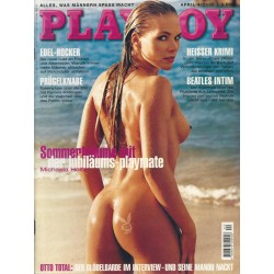 Playboy Nr.4 / April 2000 - Michaela Holtz