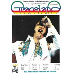 Graceland Nr.71 September/Oktober 1990 - Interview