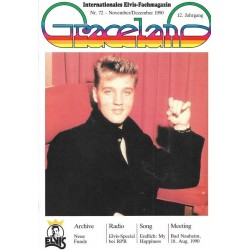 Graceland Nr.72 November/Dezember 1990 - Archive