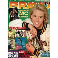 BRAVO Nr.26 / 20 Juni 1991 - Chesney Hawkes