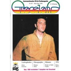 Graceland Nr.69 Mai/Juni 1990 - Elvis Festival