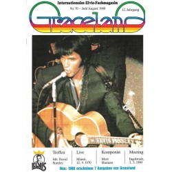Graceland Nr.70 Juli/August 1990 - Treffen mit David Stanley
