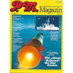 P.M. Ausgabe August 8/1982 - Kluge Raketen