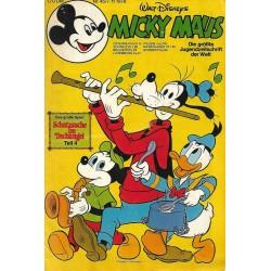 Micky Maus Nr. 45 / 07 November 1978 - Schatzsuche im Dschungel