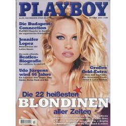 Playboy Nr.10 / Oktober 2000 - Pamela Anderson