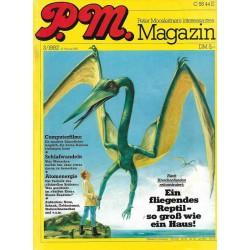 P.M. Ausgabe März 3/1982 - Ein fliegendes Reptil