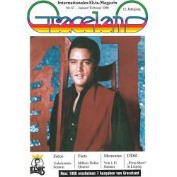Graceland Nr.67 Januar/Februar 1990 - Unbekannte Session