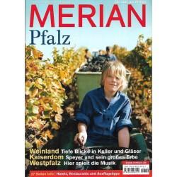 MERIAN Pfalz 10/61 Oktober 2008
