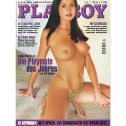 Playboy Nr.7 / Juli 2000 - Sonja Ugrik