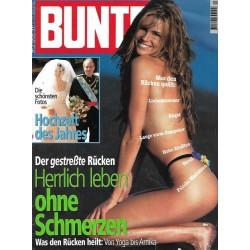 BUNTE Nr.13 / 23 März 1995 - Der gestreßte Rücken