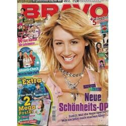 BRAVO Nr.20 / 7 Mai 2008 - Ashley Tisdale Schönheits-OP