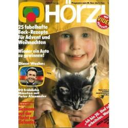HÖRZU 47 / 26 Nov. bis 2 Dez. 1983 - Zusammenhalt