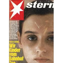 stern Heft Nr.40 / 28 September 1978 - Wir Kinder vom Bahnhof Zoo