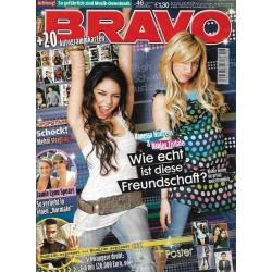 BRAVO Nr.46 / 7 November 2007 - Wie echt ist diese Freundschaft?
