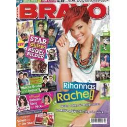 BRAVO Nr.42 / 13 Oktober 2010 - Rihannas Rache!