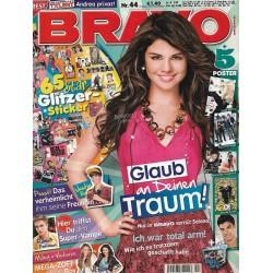 BRAVO Nr.44 / 27 Oktober 2010 - Selena Gomez ... Traum!