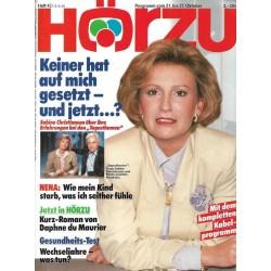 HÖRZU 42 / 21 bis 27 Oktober 1989 - Sabine Christiansen