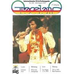 Graceland Nr.104 Juli/August 1995 - Elvis war einzigartig!