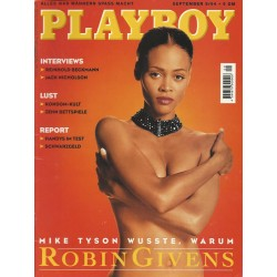 Playboy Nr.9 / September 1994 - Robin Givens