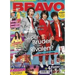 BRAVO Nr.35 / 20 August 2008 - Jonas Brothers