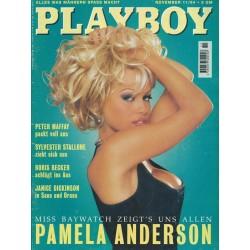 Playboy Nr.11 / November 1994 - Pamela Anderson