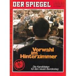 Der Spiegel Nr.28 / 7 Juli 1969 - Vorwahl im Hinterzimmer